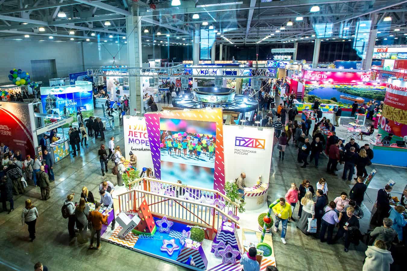 выставка интурмаркет