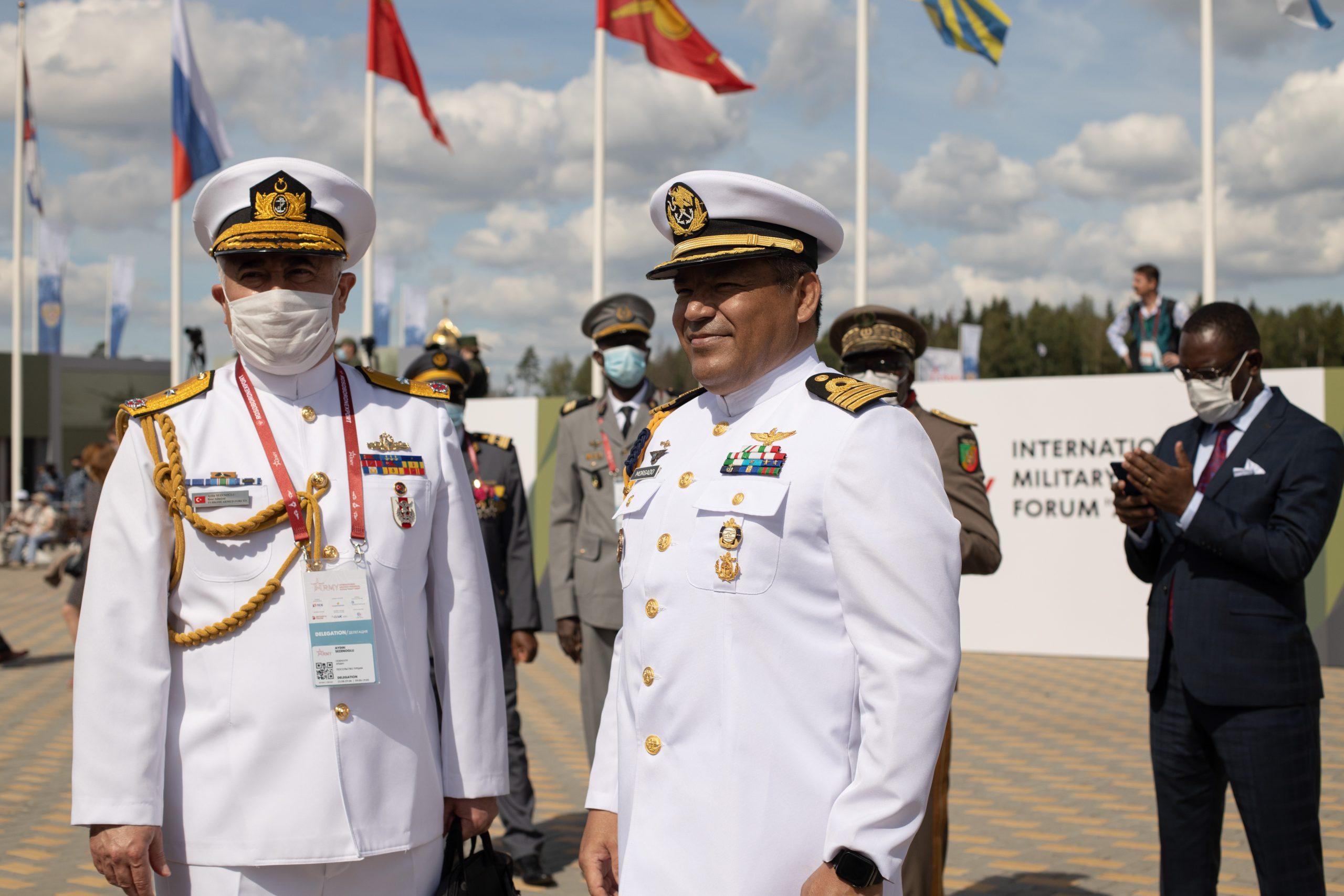44 страны подтвердили участие в Форума Армия 2021